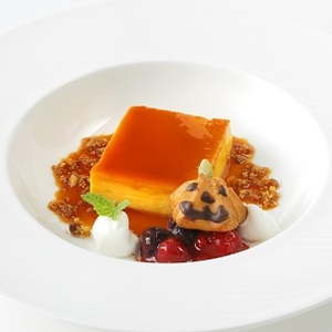 【THE COURTYARD KITCHEN】<br>10月のデザートのご案内