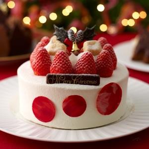 【春華堂】2019年のクリスマスケーキ<br>WEB予約開始