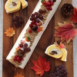 【春華堂】<br>目と舌で秋を感じる贅沢ニコエロール<br>2525森のうさぎさん秋の音楽会