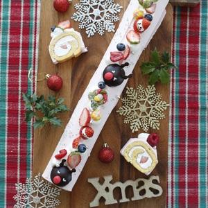 【春華堂】<br>クリスマス限定<br>「くるりの森のクリスマスパーティー」